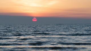 Mindil Beach sunset.