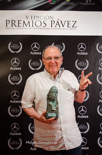Emilio Gutiérrez Caba - Pávez Honorífico 2018