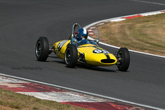 Lotus 22 (2) ({House} Photography) Tags: fomula junior championship classic single seater car automotive legends brands hatch uk kent fawkham superprix race racing motor sport motorsport canon 70d sigma 150600 contemporary housephotography timothyhouse lotus 22