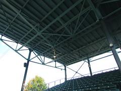 Fans at Grainger Stadium -- Kinston, NC, June 28, 2018 (baseballoogie) Tags: 062818 baseball baseball18 baseballpark ballpark stadium graingerstadium canonpowershotsx30is downeastwoodducks woodducks carolina league a milb kinston nc northcarolina