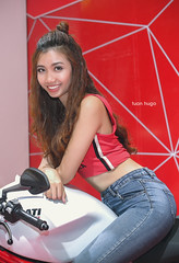IMG_3484 (Trần Hà Minh Tuấn) Tags: model pg ducati vmcs2017 motorcycle2017 portrait tiendo