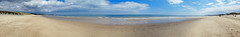 Curracloe Beach // County Wexford // Ireland (rossgperry) Tags: curracloe curracloebeach currachcló barnahask cowexford ireland countywexford marsh savingprivateryan panorama pano