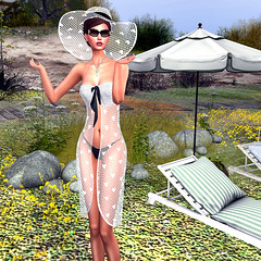 LuceMia - :: TIFFANY DESIGNS :: (2018 SAFAS AWARD WINNER - Favorite Blogger -) Tags: tiffanydesigns maia beach outfit sl secondlife mesh fashion creations blog beauty hud colors models lucemia