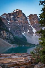 Moraine Lake, Banff (marvhimmel) Tags: general jaspernationalpark montana flatheadlake canada bristishcolumbia
