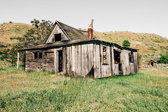 Blighted (Pedalhead'71) Tags: abandoned desert douglascounty easternwashington farmhouse homestead house prairie rural washington