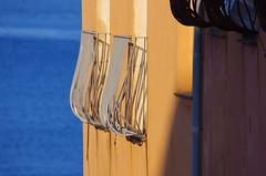 714 - Bastia dans la Citadelle, la vue depuis la Terrasse du Bar de la Citadelle, place du Donjon, les balcons (paspog) Tags: bastia citadelle corse corsica france mai may 2018 mer sea see balcons balconies balconen