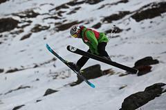 Skier - Spred Eagle