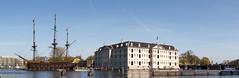 Scheepvaartmuseum Amsterdam (Tom van der Heijden) Tags: amsterdam scheepaartmuseum panorama voc vocschip geschiedenis tentoonstelling museum water scheepvaart canon eos 60d eos60d canoneos60d