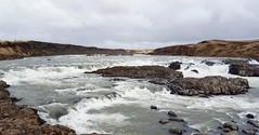 Urriðafoss (skolavellir12) Tags: waterfall river vann glacial thjorsa þjórsá urriðafoss