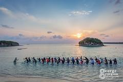 Japan_20180314_2075-GG WM (gg2cool) Tags: japan okinawa gg2cool georgiou dragon boat training sunset food paddle rowing beach