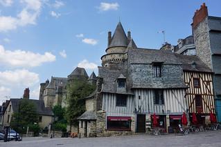Vitre, France