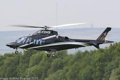 G-FDHS - 2018 build Leonardo AW109SP Grand New, inbound to the Heliport at Barton (egcc) Tags: 22378 a109 aw109sp agusta barton cityairport egcb gfdhs grandnew helicopter ieasq knaresboroughaviation leonardo lightroom manchester winterhill