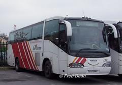 Bus Eireann SC22 (01D29887). (Fred Dean Jnr) Tags: buseireann ennis clare april2010 scania irizar ennisdepotclare sc22 01d29887