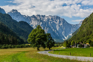 Slovenia / Slowenien: Logarska dolina