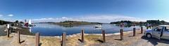 Whiterock panorama, Strangford Lough (i-lenticularis) Tags: panorama strangfordlough ballydrain