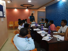 "Induction Workshop for Responsible Mica initiative funded Community Empowerment Project ""Towards a Responsible Indian Mica Supply Chain"""