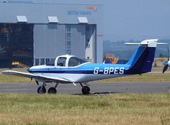 Photo of G-BPES PA-38 Tomahawk