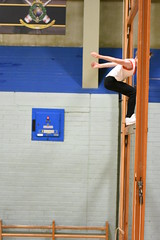 DSC_6173 (Amateur 'tog from Exeter) Tags: royalmarinescommando marinecadets rmvcc vcc ctcrm rm ctc lympstone military physdisplay babybootneck gym vaulting frontflip backflip kids children child pti pe exmouth exeter