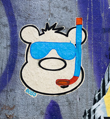 HH-Wheatpaste 3769 (cmdpirx) Tags: hamburg germany reclaim your city urban street art streetart artist kuenstler graffiti aerosol spray can paint piece painting drawing colour color farbe spraydose dose marker stift kreide chalk stencil schablone wall wand nikon d7100 paper pappe paste up pastup pastie wheatepaste wheatpaste pasted glue kleister kleber cement cutout