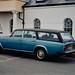 Flashbacks to 1997: Converted Rolls Royce Silver Shadow estate car