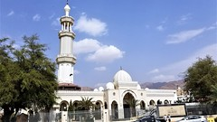 Sharif Hussein bin Ali Mosque (2) (pensivelaw1) Tags: redsea aqaba jordan sharifhusseinbinalimosque desert asia middleeast