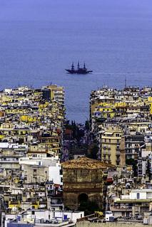 099/365 - Thessaloniki, Upper Town