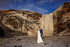 Amy & Dave (LalliSig) Tags: wedding winter iceland people portrait portraiture
