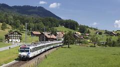 VAE 2570 @ Ecce Homo (Jeroen's fotosite) Tags: bahn eccehomo kantonschwyz npz rbde rbde561 railroad railways re446 sob sattel schweiz sudostbahn svizzera swiss switzerland südostbahn train trein vae voralpenexpress voralpen zug zwitserland schwyz ch