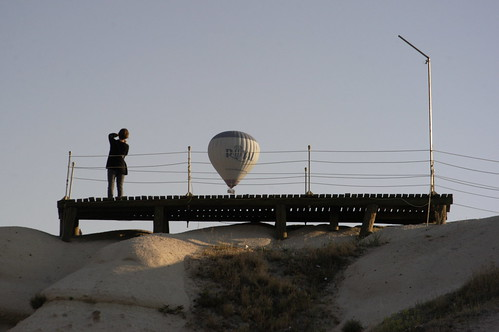 Balloon spotting