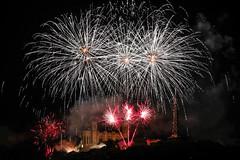 Lyon, 14 juillet 2018 (Laetitia.p_lyon) Tags: fujifilmxt2 lyon nuit night 14juillet feudartifice firework