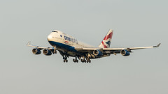 British Airways G-CIVL pmb20-05232 (andreas_muhl) Tags: 2018 747400 ba britishairways gcivl heathrow lhr london oneworld aircraft airplane aviation planespotter planespotting