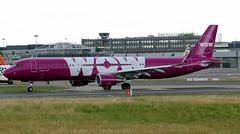 TF-DOG (Ken Meegan) Tags: tfdog airbusa321211sl 8232 wowair dublin 1672018 wow airbusa321 airbus a321211sl a321