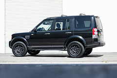 Land Rover Discovery LR4 on Black Rhino Barstow wheels - 2 (tswalloywheels1) Tags: land rover discovery 4 lr4 black rhino offroad off road aftermarket truck suv alloy alloys barstow rim rims wheel wheels textured matte