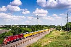 VTR 431 Across Nebraska (Jeff Carlson_82) Tags: vtr 431 nebraska up bradwilliams passengertrain businesstrain vermontrailway tour worldwide