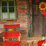 Old Wooden House Decoration thumbnail