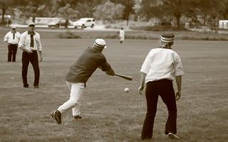 Vintage Baseball, Cantigny Park. 42 (EOS)