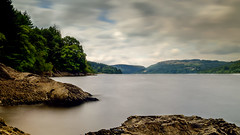 Lake Vyrnwy (Mark Palombella Hart) Tags: lake wales hills mountains landscape reservoirs scenic summer beautiful historic remote solitude moody cloud potd