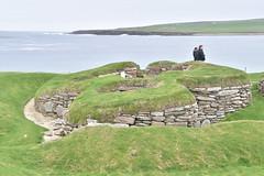 Little House (PLawston) Tags: uk britain scotland orkney mainland skara brae neolithic village house
