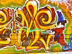 Idaho Idaho (Thomas Hawk) Tags: america boise disney idaho mickeymouse usa unitedstates unitedstatesofamerica graffiti us fav10