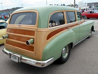 1951 Pontiac Streamliner Wagon