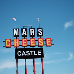Mars Cheese Castle (Zach K) Tags: mars cheese castle wisconsin roadtrip wisconsinroadtrip wi wis wisco cream marscheesecastle sign signage southast i94 souvenir depot foodshop dairy fujifilm xt1 fuji xf35mm 35mm 35mm14 xf35mm14 destination tourist tourism kenosha