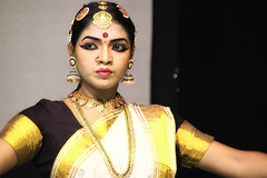 The Kathakali Dancer (clive777) Tags: indian lady kerala india kathakali indianlady dancer