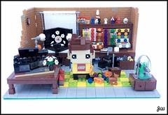 Jarek Brickheadz AFOLs room (jarekwally) Tags: brickheadz brick lugie afol drawers wallyjarek jarekwally jw lego moc brickheads stud lugpol brickie zbudujmyto creation legocreations colours colour