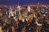 Empire State Building (- Anita Ao) Tags: newyork nyc newyorkcity manhattan empirestatebuilding cityscape sunset usa america unitedstates longexposure slowshutter slowshutterspeed