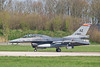 F-16BM J-882 RNLAF (Jarco Hage) Tags: leeuwarden ehlw afb air force base netherlands byjarcohage rnlaf mil militair airplane aircraft jet jets fighter luchtmacht vliegveld vliegbasis