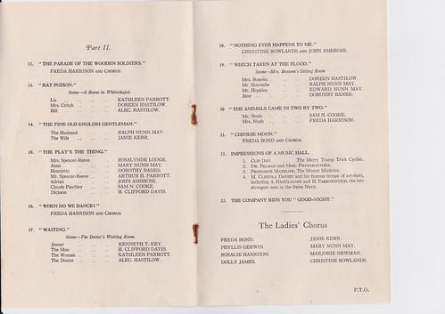 1927: Jan Programme 3