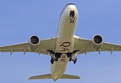ZRH/LSZH: QatarAirways QR Airbus A350-941 A7-ALC (Roland C.) Tags: airport zurich kloten zrh lszh qatar qatarairways qr a350 airbus a350900 a359 a350941 a7alc