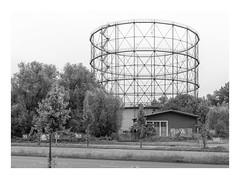 Westfalen (sw188) Tags: deutschland nrw münster westfalen industrielandschaft sw stadtlandschaft street bw blackandwhite