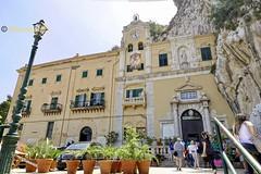 Santuario di Santa Rosalia ... (rikkuccio) Tags: montepellegrino church chiesa flickrsicilia santarosalia rikkuccio sicily sicilia palermo santuario