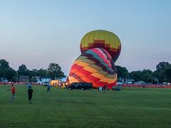 Just a Little Heat (AJ8609) Tags: balloon hot air ashland fest glow ohio